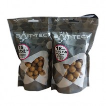 BAIT-TECH - Boiles Triple-N Boilies Handy Pack 300g