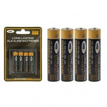 NGT - Baterie Alkaline AAA 1.5V 4ks