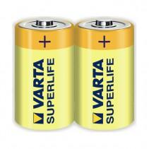 VARTA - Baterie SUPERLIFE D 1,5V 2ks