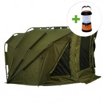 GIANTS FISHING - Bivak SPX Plus Bivvy 2 Man + LED lampa ZDARMA!