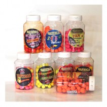 QANTICA - Boilies fluo pop up 10mm/50g