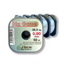 BROLINE - Čirý vlasec 0,80mm 50m