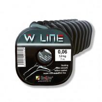 BROLINE - Jemná pletená plovoucí šňůra W Line 7m