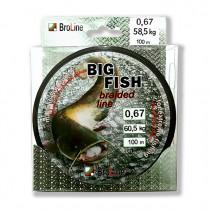 BROLINE - Šňůra na sumce BIG FISH