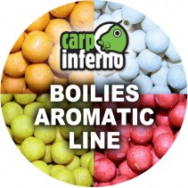 CARP INFERNO - Boilies Aromatic Line 250g 25mm