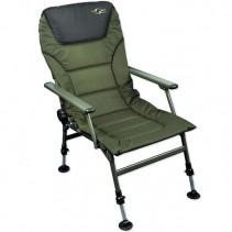 CARP SPIRIT - Křeslo Level Chair With Arms