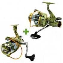 CARSON - Naviják Hermes Runner Camo 60 AKCE 1+1 ZDARMA!