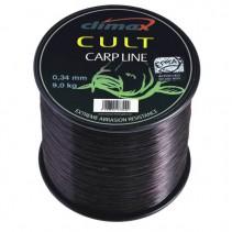 CLIMAX - Vlasec Cult Carp Line Black 600m