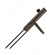 DELPHIN - Držák deštníku zapichovací
