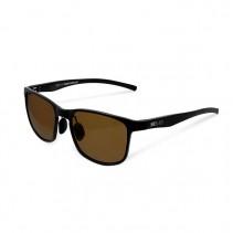DELPHIN - Fotochromatické brýle SG BLACK hnědá skla