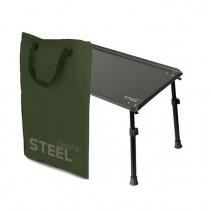 DELPHIN - Kaprařský stolek Steels L 47x30cm