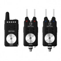 DELPHIN - Sada signalizátorů BRITON 2+1