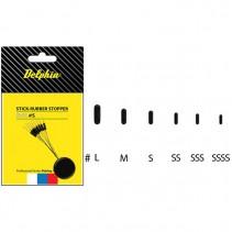 DELPHIN - Zarážka Stick Rubber Stopper