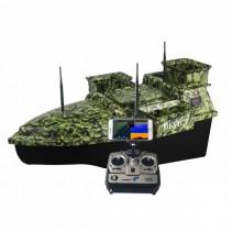 DEVICT - Zavážecí loďka Tanker Triple Fishing Robot + Boilies ZDARMA!