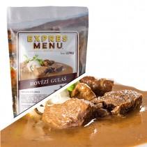 EXPRES MENU - Hovězí guláš - 2 porce