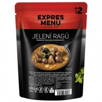 EXPRES MENU - Jelení ragú - 2 porce (600g)