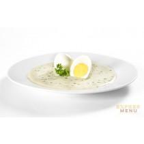 EXPRES MENU - Koprová omáčka s vejci - 1 porce