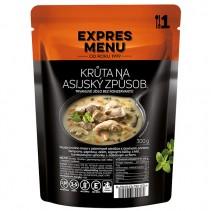 EXPRES MENU - Krůta na asijský způsob - 1 porce (300g)