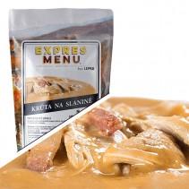 EXPRES MENU - Krůta na slanině - 2 porce (600g)