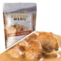 EXPRES MENU - Kuře na paprice - 2 porce (600g)