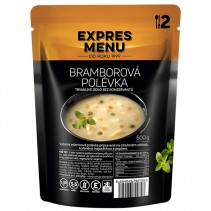 EXPRES MENU - Polévka Bramborová - 2 porce (600g)