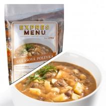 EXPRES MENU - Polévka gulášová - 2 porce