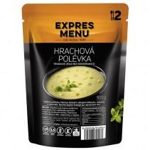 EXPRES MENU - Polévka Hrachová - 2 porce (600g)