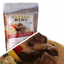 EXPRES MENU - Vepřová líčka na divoko - 2 porce (600g)