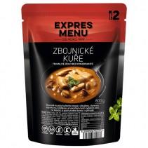 EXPRES MENU - Zbojnické kuře - 2 porce (600g)
