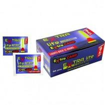 EXTRA CARP - Rybářské chemické světlo Lite Starlight 3,00x39mm 2ks