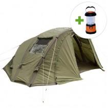 FAITH - Bivak Avatar M1 Dome s nafukovacími žebry + LED lampa ZDARMA!