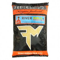 FEEDERMANIA - Groundbait RIVER GARLIC AND N-BUTYRIC ACID 2,5kg