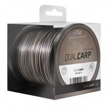 FIN - Vlasec Dual Carp Hnědo-Černý