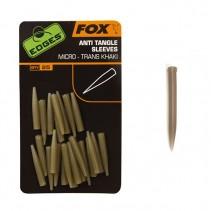 FOX - Krátké převleky proti zamotání Edges Anti Tangle Sleeves Micro 25ks