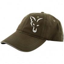 FOX - Kšiltovka Baseball Cap Green Silver