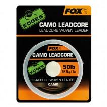 FOX - Olověnka Edges Camo Leadcore 50lb 22,7kg