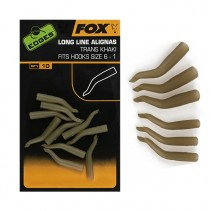 FOX - Rovnátka Edges Line Alignas Trans Khaki 10ks
