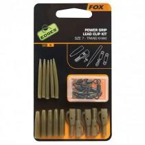 FOX - Set na výrobu montáží Edges Power Grip Lead Clip Kit