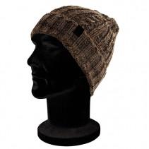FOX - Zimní čepice Cable Knit Beanie Camo
