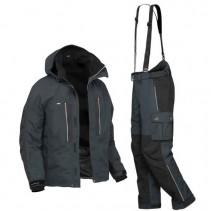 GEOFF ANDERSON - Komplet Bunda Dozer 6 + Kalhoty Urus 6 černá
