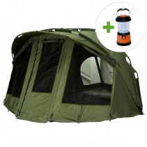 GIANTS FISHING - Bivak Luxury Bivvy 2-3 Man + LED lampa ZDARMA!