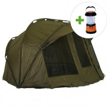 GIANTS FISHING - Bivak Monster Bivvy 2,5 Man + LED lampa ZDARMA!