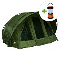 GIANTS FISHING - Bivak MX Dome Bivvy 2 Man + LED lampa ZDARMA!
