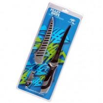 GIANTS FISHING - Filetovací nůž 7 Fillet knife with sharpener (Easy clean sheath)