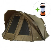 GIANTS FISHING - Bivak Gaube Bivvy 2 Man + LED lampa ZDARMA!