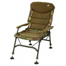 GIANTS FISHING - Křeslo RWX Large Camo Chair