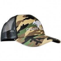 GIANTS FISHING - Kšiltovka Cap Trucker Camo WL