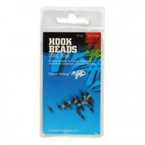 GIANTS FISHING - Oválná zarážka na háček Hook Beads Oval 30ks