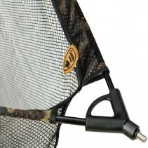 GIANTS FISHING - Podběráková hlava Carp Net Head Camo 90x90cm