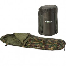GIANTS FISHING - Spací pytel 5 Season EXT Plus Camo Sleeping Bag